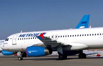 Катастрофа в Египте: российский самолет разрушился в воздухе