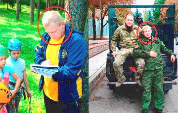 Белорусский КГБ покрывает наемников «ДНР» и «ЛНР»