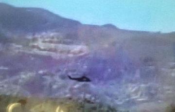 В Сирии сбили российский вертолет, искавший пилотов Су-24
