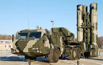 Недавезеныя РФ да Кітая ракеты С-400 сталіся нагодай для санкцый ЗША