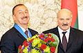 Lukashenka Thanked Aliyev For Oil