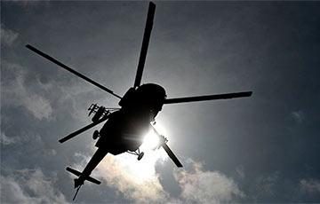 СМИ сообщили о крушении вертолета с россиянами в Греции
