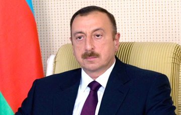 Aliyev: Azerbaijan To Purchase New Batch Of Military Equipment From Belarus