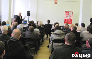 Анжелика Борис: Главная проблема Союза поляков — отсутствие регистрации