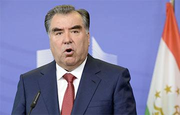 Рахмон у Таджыкістане захацеў быць «пажыццёвым»