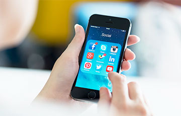 В Минске начались проблемы с мобильным интернетом