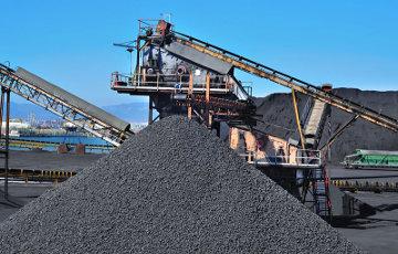 Поставки российского угля в Украину выросли в три раза