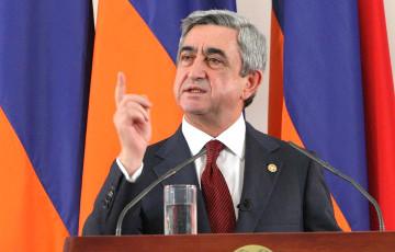Президент Армении пообещал ускорить реформы после событий в Ереване
