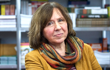 Svetlana Alexievich: Freedom Will Come