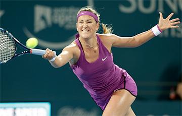 Азаренко вышла в четвертьфинал парного разряда на турнире в Майами