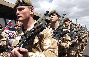 В Кабул направлены британский и канадский спезназ