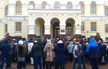 Предприниматели требуют переговоров с Лукашенко