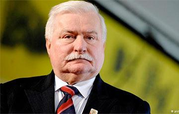 Lech Wałęsa: I Want Belarusians to Succeed