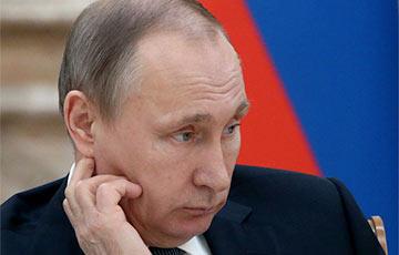 Путин так и остался дилетантом в большой политикe