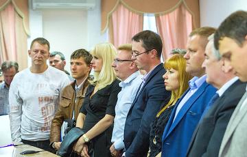 Борьба объединила жителей Тракторного и Боровлян