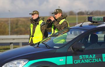 Пограничная служба Польши: Найдены тела трех человек на польско-белорусской границе