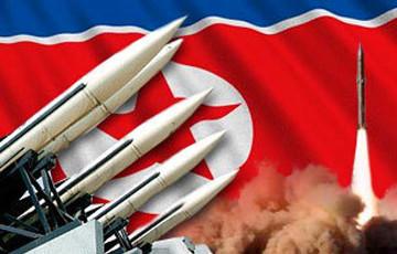 КНДР произвела запуск еще двух баллистических ракет