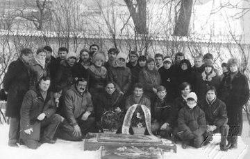 34 гады таму ў Горадні паўстала легендарная «Паходня»