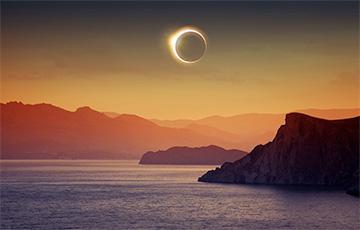 10 июня белорусы смогут увидеть редкое солнечное затмение