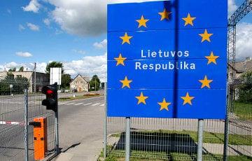 Возвращающимся из Беларуси в Литву нужно будет придерживаться карантина