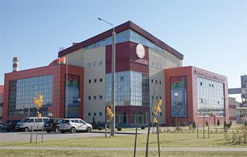 На Кричевском цементном заводе авария, пострадали люди
