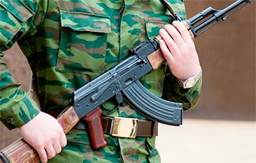 Soldier Ran Away From Military Unit In Vitsebsk Region