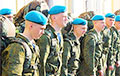 Russian Troopers Are To Participate In Joint Russian-Belarusian Maneuvers