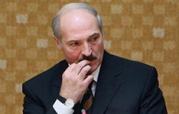Лукашенко трясется от страха