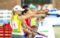 Белоруска Анастасия Прокопенко - лучший спортсмен-пятиборец мира среди женщин