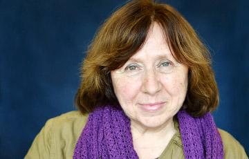 Светлана Алексиевич встретится с читателями в Варшаве