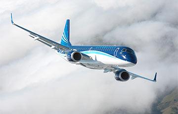 Беларусь прыстрашыла спыніць палёты «азербайджанскіх авіяліній» у Менск