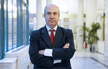 Bill Browder: Lukashenka's Actions Fall Under Magnitsky Act