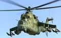 Military Helicopter Tips Over While Landing Near Mazyr