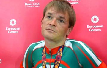 Оскорбивший белорусский язык спортсмен будет знаменосцем сборной в Рио