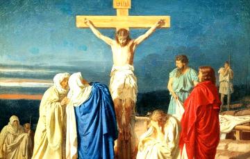 Древний рисунок подсказал ученым конкретное место распятия Иисуса Христа