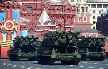 У РФ задумаліся пра новую канцэпцыю прымянення ядзернай зброі