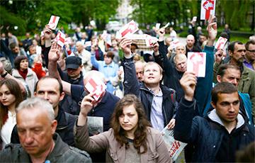 Николай Статкевич: Белорусский национальный конгресс - это начало объединения оппозиции (Видео, онлайн)