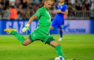 BATE Goalkeeper Named Vasil Bykau His Favorite Writer
