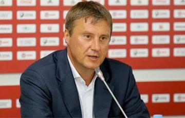 Хацкевич уволен с поста главного тренера киевского «Динамо»