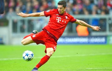 Роберт Левандовски вновь признан в Германии футболистом года