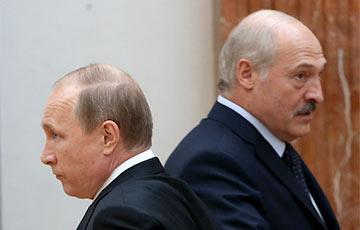 Russian Gravy Train Ends for Lukashenka
