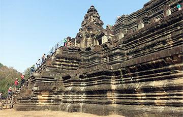 В Камбодже обнаружены гигантские средневековые города