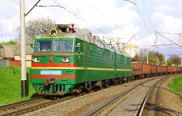 На белорусской границе задержали более 70-ти вагонов из Украины
