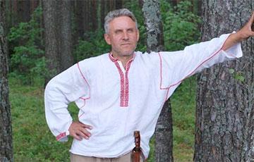 Slavamir Adamovich Detained In Maryina Horka