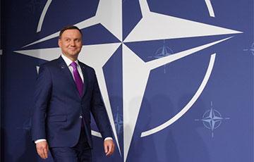 Анджей Дуда: Вступление в НАТО стало выходом Польши из сферы влияния России