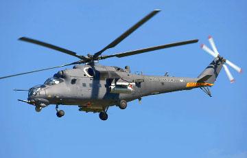 Бразильский позор российских вертолетов Ми-35М