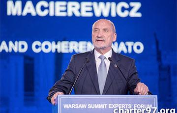 АнтонийМацеревич: Концепция учений «Запад-2017» крайне непонятная