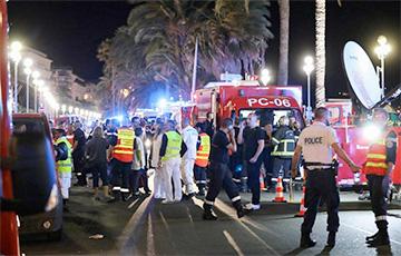 Масштабный теракт в Ницце: более 80 погибших