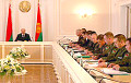 Lukashenka Announced Housecleaning In State Border Committee
