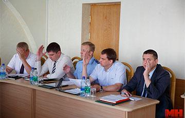 Среди работников ЖРЭО в Минске началось «брожение»
